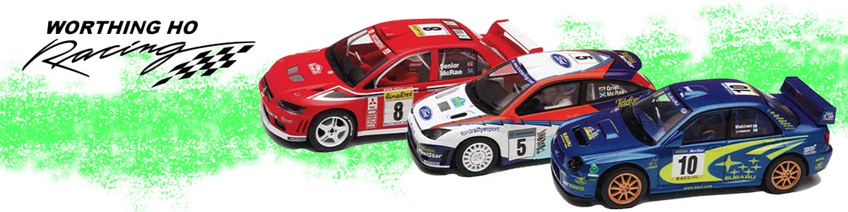 Scalextric 2021 product range and DeLorean slot car