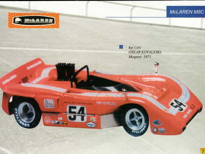 Vanquish Catalogue 2003 page 9