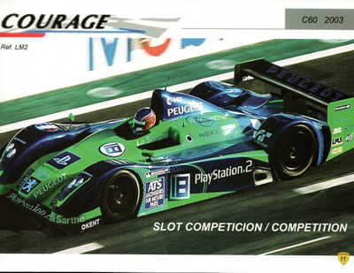 Vanquish Catalogue 2003 page 13