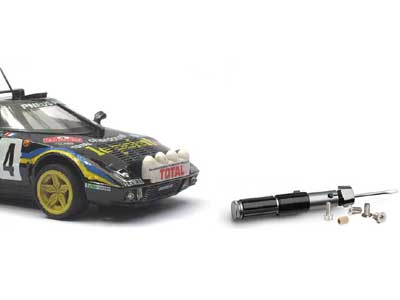 Lancia Straos slot car