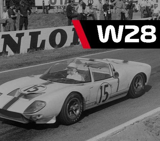Week 28 Digest, Ford GT40 Roadster