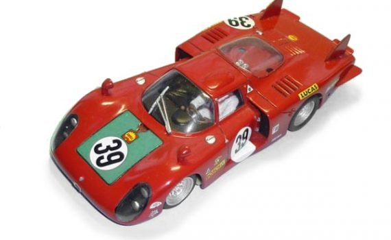 Alfa Romeo by Georger Turner models