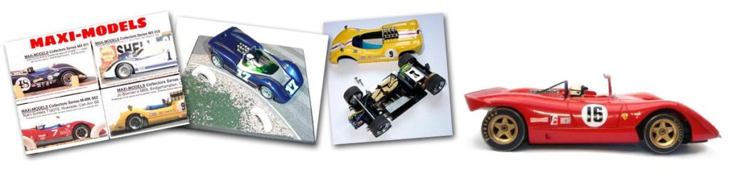 Maxi Models slot cars