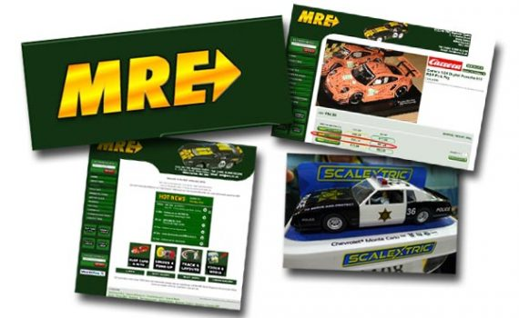 MRE slot car retailer
