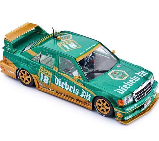 Mercedes slot car