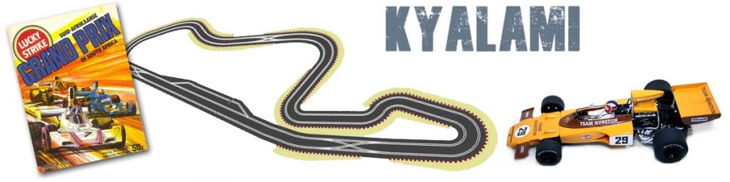Kyalami Scalextric digital track plan