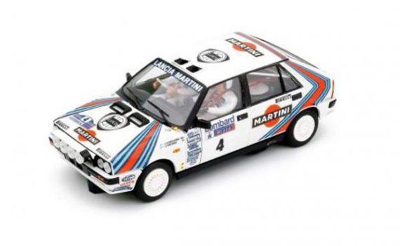 Team Slot Lancia Delta
