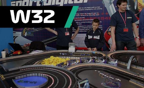 Digest 32, UK Slot Car Festival