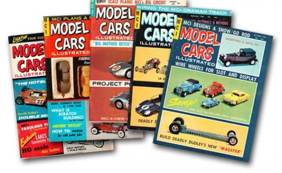 Covers from Model Cars Illustrated