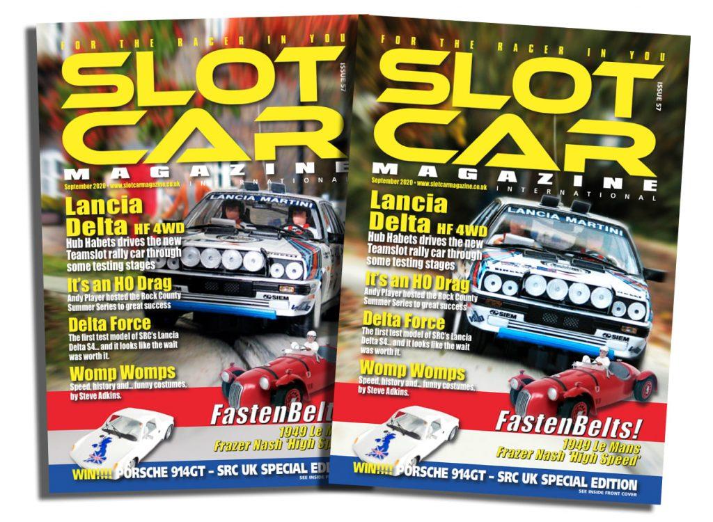 Slot Car magazine cover