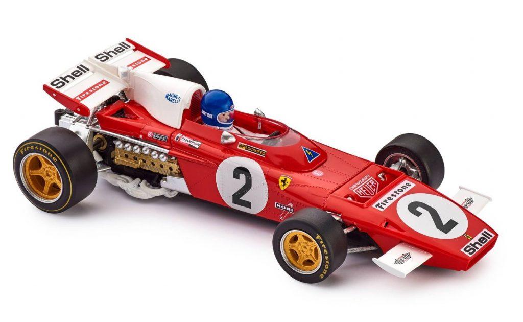 Policar Ferrari 312B2