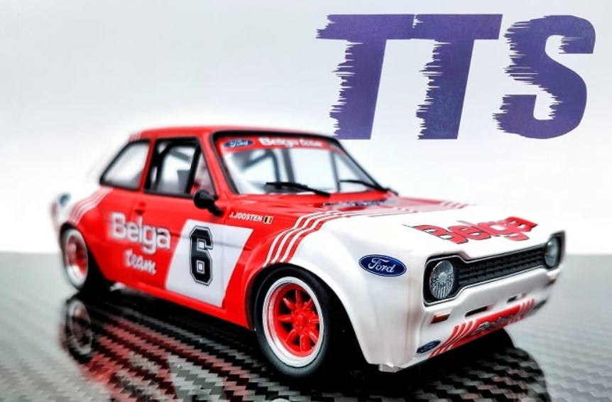 TTS 1/24 scale Ford Escort MkI