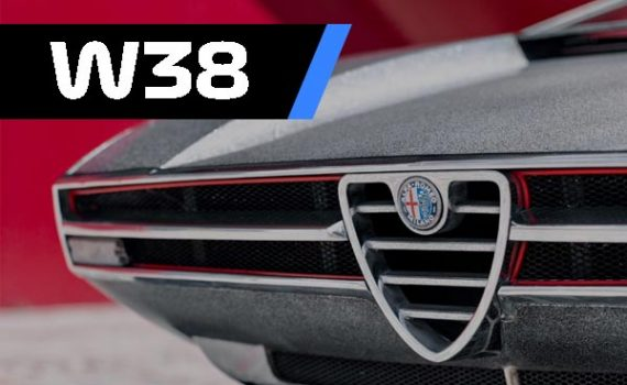 Digest Week 37, Alfa concept car