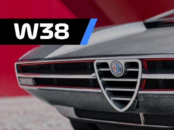 Digest Week 37, Alfa concept car