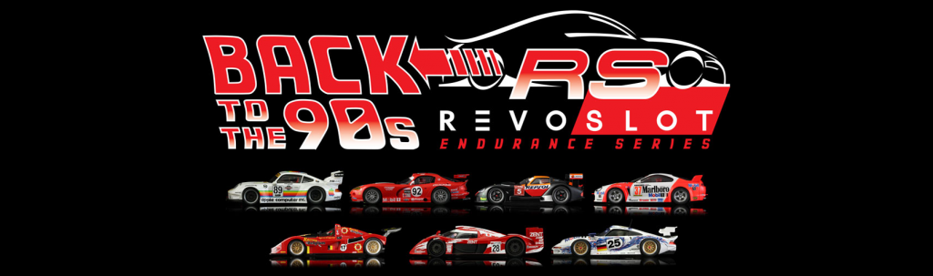 """Back to the 90's"" Endurance Series"