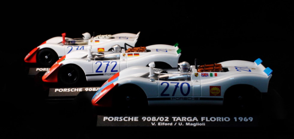Fly Porsche 908/2