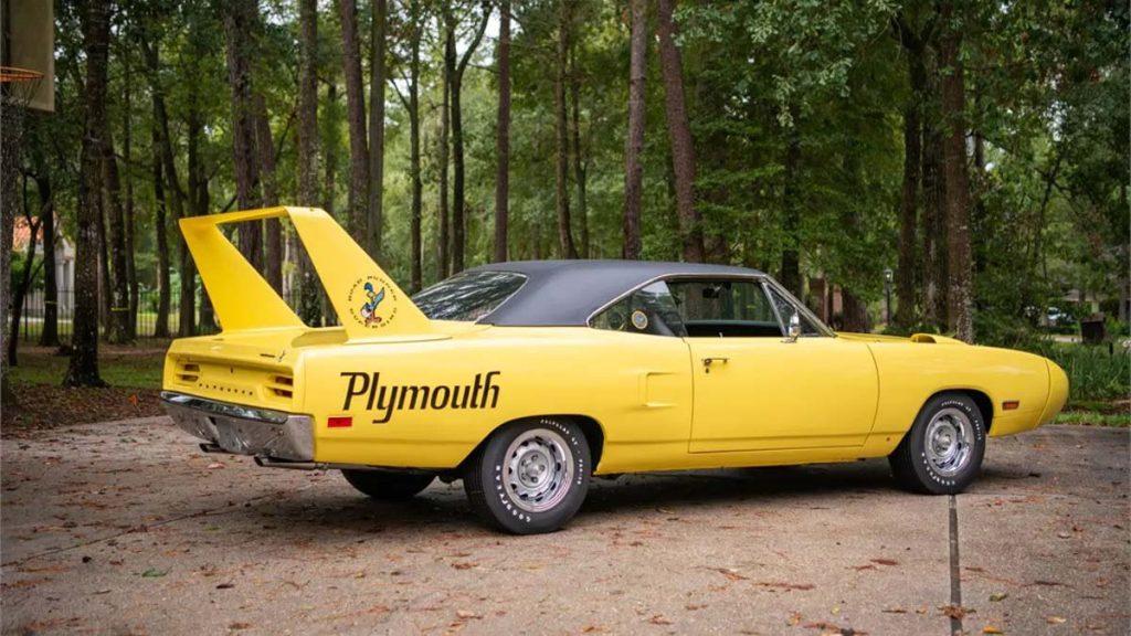 1969 Plymouth Superbird