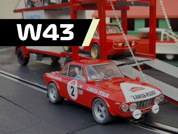 Week 43, Lancia Fulvia
