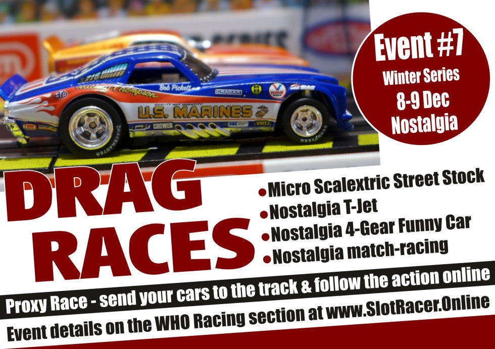 Drag Races Event 7