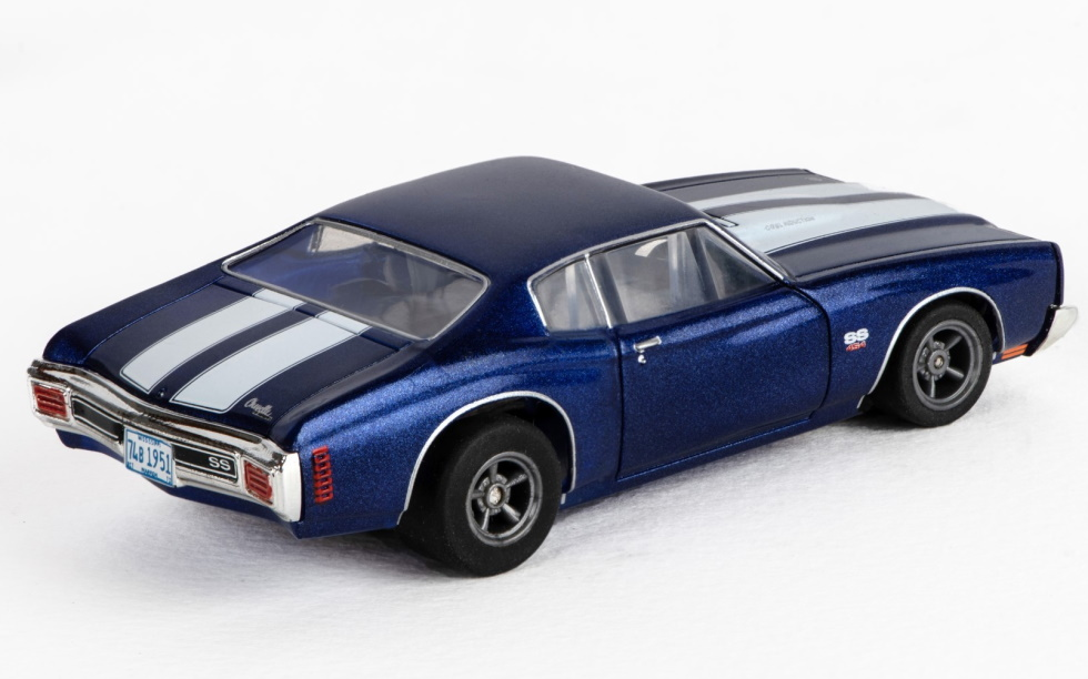 HO scale 1970 Chevy Chevelle
