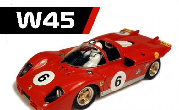 Week 45, Ferrari 512 slot car