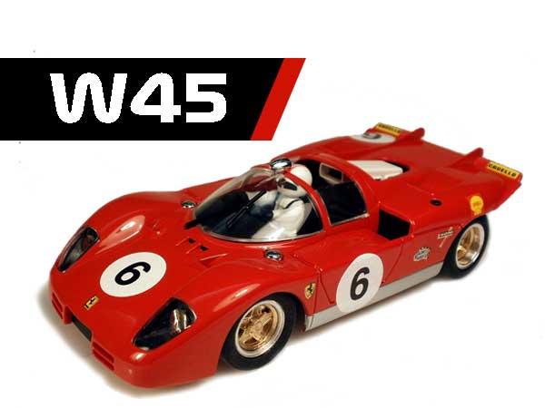 Week 45, Ferrari 512 slot car