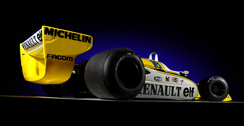 Renault F1 slot car