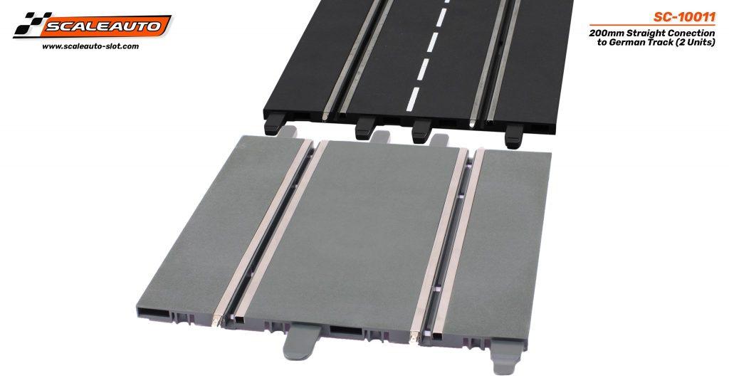ScaleAuto converter track