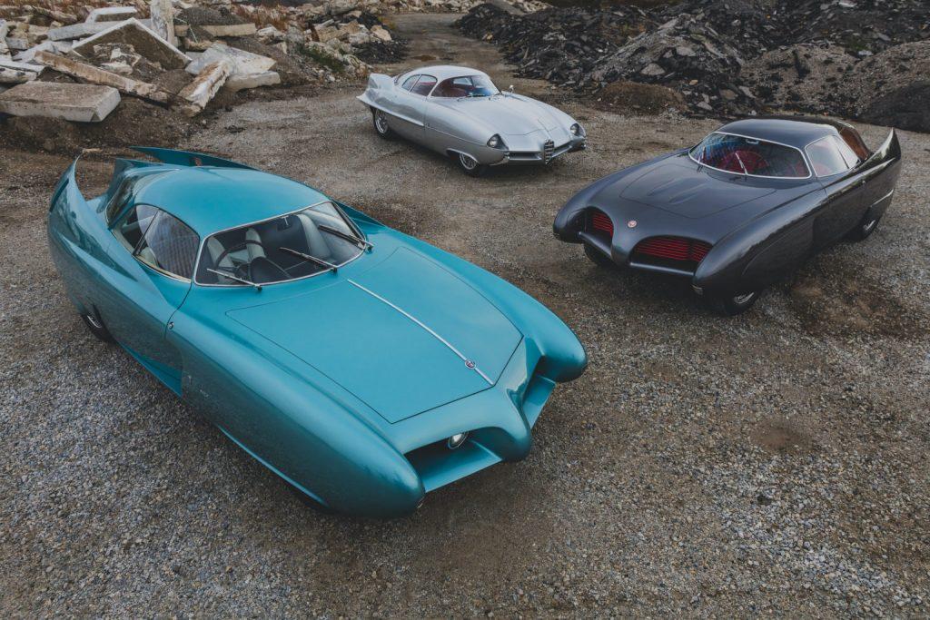 3 amazing Alfa Romeo concept cars