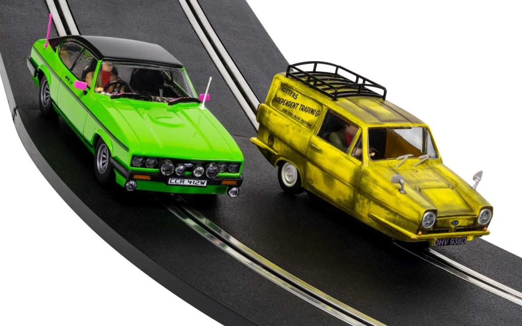 Scalextric 'Only Fools And Horses' Special Edition twinpack