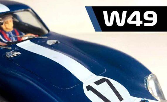 W49 Ferrari 250 Le Mans