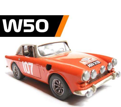 W50, scratch built Sunbeam Tiger