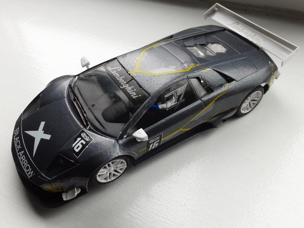 Black Arrow Lamborghini
