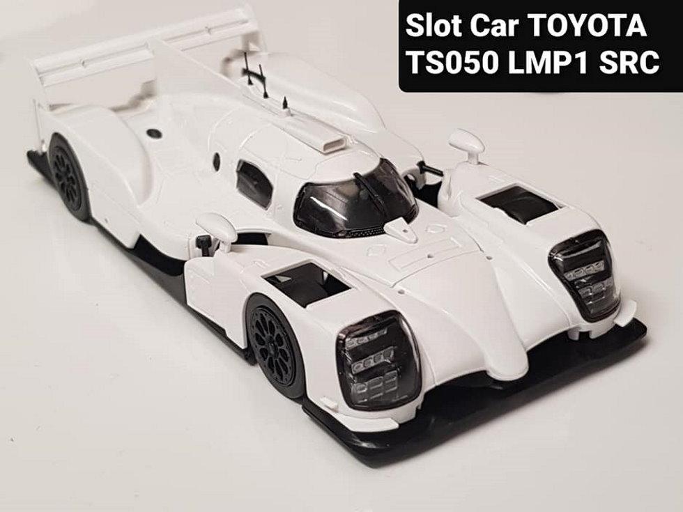 Toyota TS050 LMP model