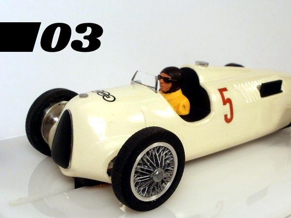 03, Auto Union C-Type slot car