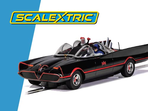 Scalextric Batmobile