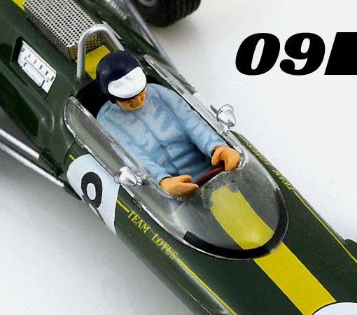 #09, Scalextric Lotus 25
