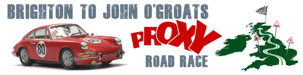 Brighton to John O'Groats Road Race Proxy