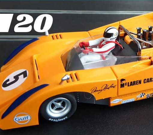 #20, Vanquish McLaren Can Am