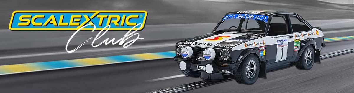 Scalextric Ford Escort RS1800
