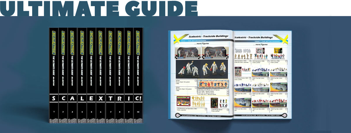 The Salextric Ultimate Guide, a series of books
